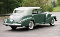 1940 Cadillac Series 60 Special Sedan.