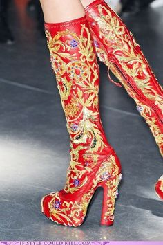 crazy shoes - City Slickers. Designed by Vivienne Westwood