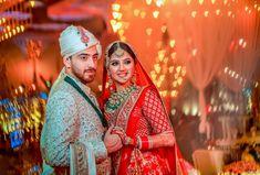 Priyanka And Priyansh Wedding photos, couple images, pictures, Wedding Photo Albums, Wedding Photos, Red Leather, Leather Jacket, Couples Images, Couple Photography, Real Weddings, Marriage, Couple Photos