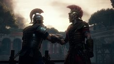 """A brave man tastes death once. Cowards, a thousand times over."" - Ryse: Son of Rome"