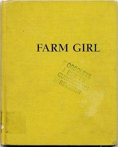 Farm Girl by Grace Berquist, Abingdon Press, NY/Nashville, 1955