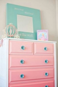 Looking for a little inspiration for your daughter's room? These fab girl's room ideas should do the trick!