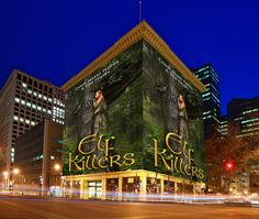 Elf Killers by Carol & Tom Phipps featured at Look 4 Books http://www.look4books.co.uk
