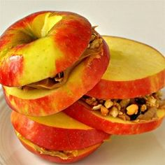 """Easy-to-Make Apple Sandwich 