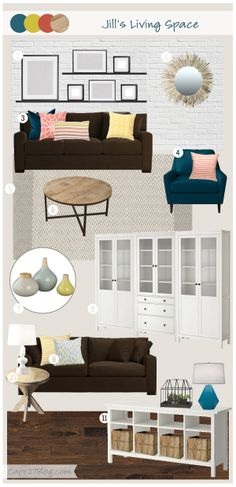 Custom Mood Board Designs | Cape27Blog.com