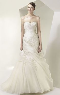 Fall in love with the latest Beautiful collection by Enzoani