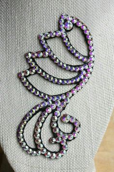 Your place to buy and sell all things handmade Ballroom Dance Hair, Ballroom Jewelry, Hand Embroidery Designs, Beaded Embroidery, Hand Work Embroidery, Dance Hairstyles, Belly Dance Costumes, Hair Jewelry, Hair Pieces
