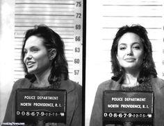 Angelina Jolie shawty baaad