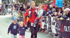 Aptonia with Cédric Gourlet pour l'Ultra Trail du Mont-Blanc 2012