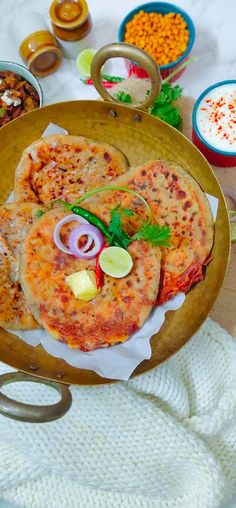 Paratha Recipes, Best Breakfast Recipes, Recipe Steps, Yearning, Pickle, Tasty Dishes, Chutney, I Foods, Food Videos