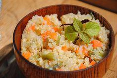 Recetas con Quinoa para bajar de peso