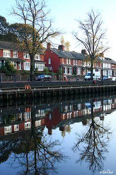Riverside Road, Norwich by ntalka, via Flickr