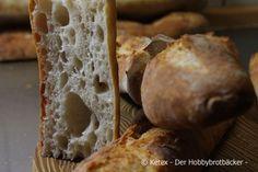 Baguette nach Anis Bouabsa (Frankreichs bester Baguette-Bäcker 2008)