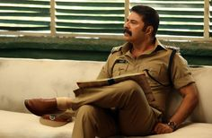 Mammootty new police look-2753 Kasaba Malayalam Movie Location Stills Mammootty, Varalaxmi