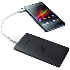 Cargador portatil Sony CP-F1LAM negro #PowerBank #Baterías en #MaxMovil.com