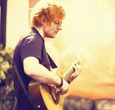 Ed with glasses <3