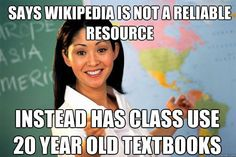 Teacher's Response to Unhelpful High School Teacher Memes