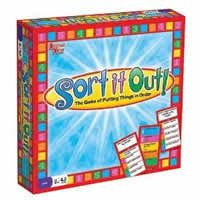 Image result for sort it out board game