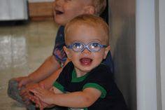 e914eb4d6a0a Jack's Journey - A tale of infant cataracts Kids Glasses, Little Ones,  Infant,