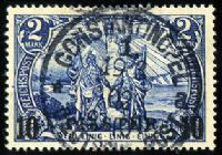 Cherrystone Online Stamp Store | German Colonies - German Offices in the Turkish Empire$35.00