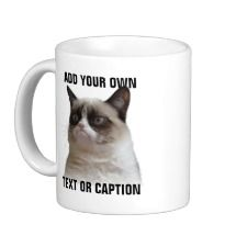 The Top 8 Grumpy Cat Gifts for Mother's Day. #grumpycat