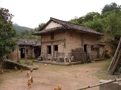 Very Old Chinese House
