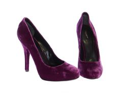 Dolce & Gabbana Shoes Gorgeous, brand new with tags Authentic Dolce & Gabbana Purple Velvet Platform Pumps Shoes. This items comes from the exclusi Purple Velvet, Platform Pumps, Pump Shoes, Peep Toe, Brand New, Heels, Leather, Luxury, Fashion