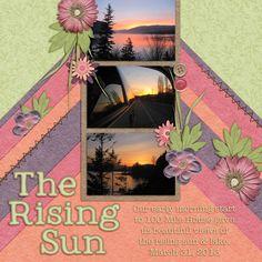 The Rising Sun  -  DSJenCApr13