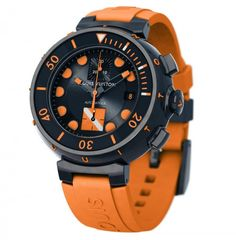 "Louis Vuitton Diver Chronograph ""Only Watch 2011"""