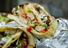 no - Finn noe godt å spise Shawarma, Kebabs, Frisk, Pulled Pork, Summer Recipes, Sandwiches, Keto, Lunch, Homemade