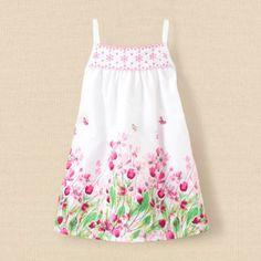 Vestido para las niñas de The Children's Place - $19.95