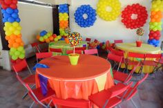 "Photo 1 of 29: Circus / Birthday ""Circus Party"" 