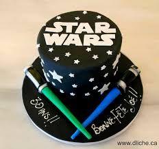 Resultado de imagen para star wars cakes easy