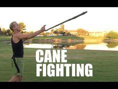 Massad Ayoob Cane Fighting - YouTube