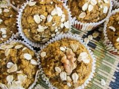 BrenDid No Flour, Sugar Free, Oil Free, Dairy Free Healthy Pumpkin Muffins Recipe