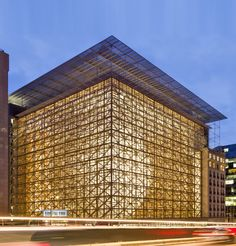 New home for EU Council and European Council ready for use