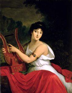 Éléonore Denuelle de La Plaigne.