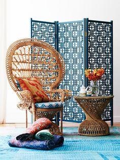 inspiring bohemian home decor | African & Bohemian Zen Home Decor Inspirations / .