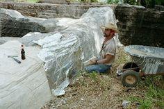 [Tutoriel DIY] Créer des faux rochers au jardin
