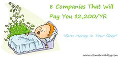 Ways To Make Extra Free Passive Money | These 8 Companies Will Give You $2,200/yr « Ultimate WAH