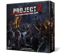 The Core Set includes 23 Zombies, 10 Male Survivors, 6 Biker Gangers (inc. 2 motorbikes) plus rules, dice, cards and counters - the ideal first purchase - and will be on sale in April 2016