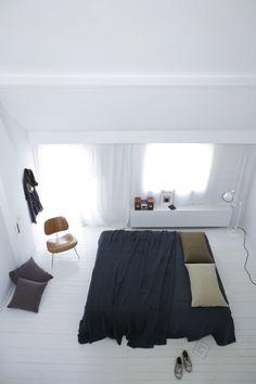 "homedecordream: "" Home Decor Dream Bedroom in Italy. (Photography: Beppe Brancato) via Tumblr """