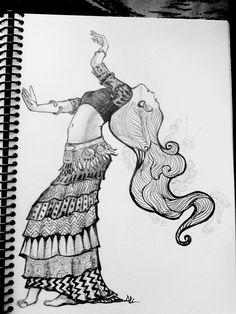 Danza del vientre By Alister