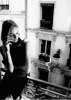 Tereza z Davle,Hotel de France
