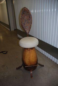 Unique bar stool $250 - Calabasas http://furnishly.com/unique-bar-stool.html