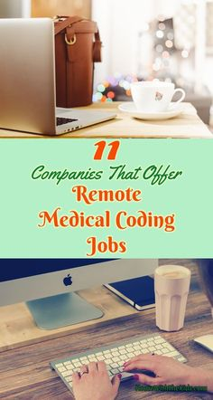 Remote medical coding is a popular choice for people who want to work at home. Once you've finished your online medical coding training, it's time to start looking for a job. The hard part is finding companies that offer such jobs. Medical Coding Training, Medical Coder, Medical Billing And Coding, Medical Terminology, Work From Home Moms, Make Money From Home, Medical Quotes, Resume Work, Medical Laboratory