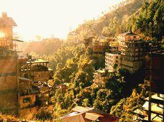 "North-west Himalayans, ""Queen of Hills"", Shimla, India"
