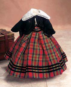 Specially to go with my Scottish tartan baby kilts Baby Kilt Socks 6-24 month