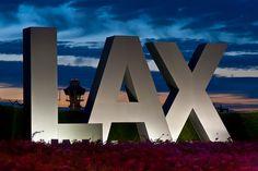 Tom Bradley International Airport | Tom Bradley International Terminal (TBIT) at Los Angeles International ...