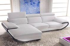 White Sofa Set, Futuristic Furniture, Nirvana, Couch, Interior Design, Home Decor, Bicolor Cat, Nest Design, Settee